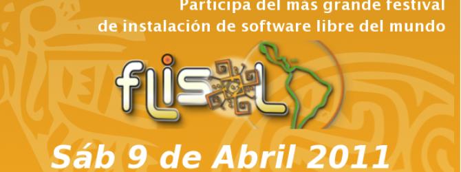 Próximo evento: Flisol 2011